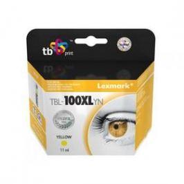TB Lexmark 14N1071E - kompatibilní (TBL-100XLYN) žlutá