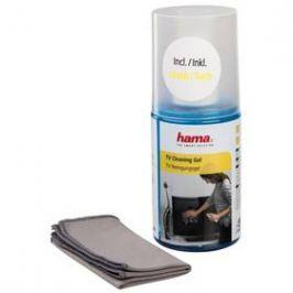 Hama Gel pro čištění LCD/Plazma displejů včetně utěrky (49645) Čistící prostředky