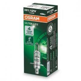 Osram 12V H1 55W P14.5s 1ks Ultra Life 3x delší životnost