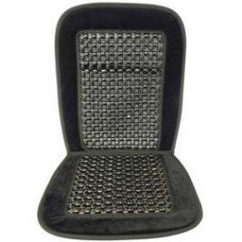 Potah sedadla Carpoint masážní kuličkový - černý lemovaný