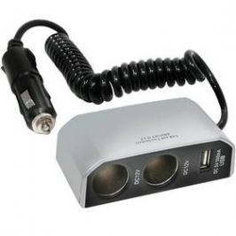 Carpoint 12V - s USB přípojkou