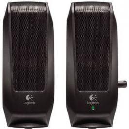Logitech S-120 2.0 (980-000010) černá