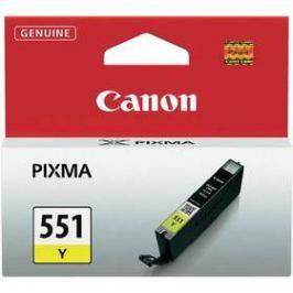 Canon CLI-551 Y, 330 stran - originální (6511B001) žlutá