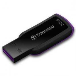 Transcend JetFlash 360 mini 32GB (TS32GJF360) černý/fialový