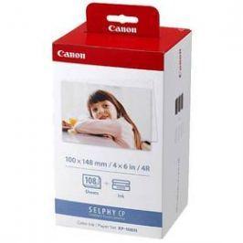 Canon KP108IN pro termosublimační tiskárny,10x15, 108 listů (3115B001)