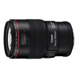 Canon EF 100mm F/2.8L Macro IS USM (3554B005AA) černý