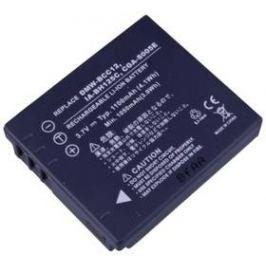 Akumulátor Avacom pro Panasonic CGA-S005, Samsung IA-BH125C, Ricoh DB-60, Fujifilm NP-70 Li-ion 3.7V 1100mAh (DIPA-S005N-338)