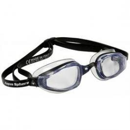 Michael Phelps Aqua Sphere K180 clear černé/transparentní