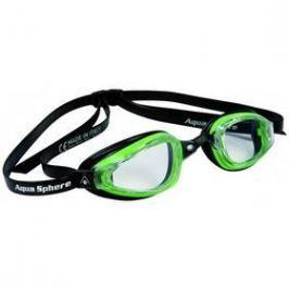Michael Phelps Aqua Sphere K180+ clear černé/zelené