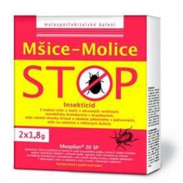 Agro PRAKTIK Mšice-molice stop 2x1,8 g Hnojiva a herbicidy
