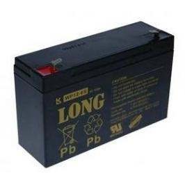 Avacom Long 6V 12Ah (PBLO-6V012-F1A) černý