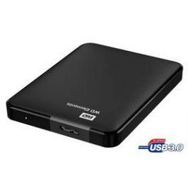 Western Digital Elements Portable 500GB (WDBUZG5000ABK-WESN) černý