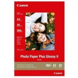 Canon PP201 A4, 20 listů (2311B020) bílý Papíry