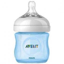 Philips AVENT 125ml Natural PP modrá