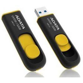 ADATA UV128 32GB (AUV128-32G-RBY) černý/žlutý