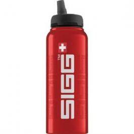 Sigg Siggnificant NAT Red 1,0 L červená