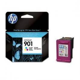 HP No. 901, 360 stran - originální (CC656AE) červená/modrá/zelená Inkoustové náplně