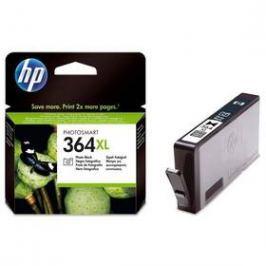 HP No. 364XL, 290 stran - originální (CB322EE) černá
