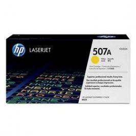 HP CE402A, 6K stran (CE402A) žlutá Inkoustové náplně