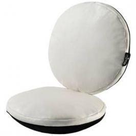 Doplněk k jídelní židličce Mima Moon sedací polštáře - bílé