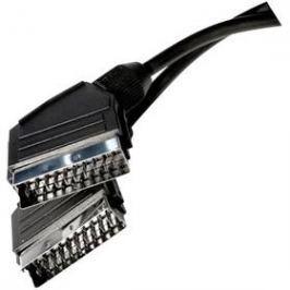 EMOS SCART, 1m (SB2001) černý