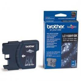 Brother LC1100HYBk, 900 stran - originální (LC1100HYBk) černá Inkoustové náplně
