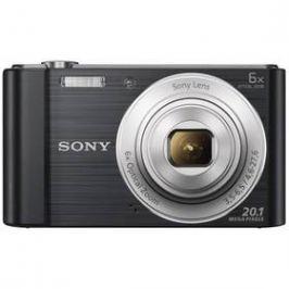 Sony Cyber-shot DSC-W810B černý