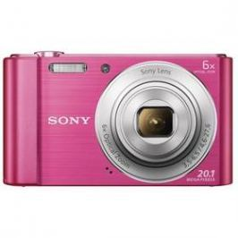 Sony Cyber-shot DSC-W810P růžový