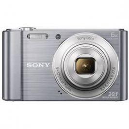 Sony Cyber-shot DSC-W810S stříbrný