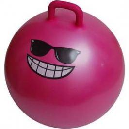 Dětský skákací míč Lifefit JUMPING BALL 55 cm, růžový