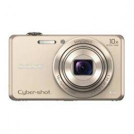 Sony Cyber-shot DSC-WX220 zlatý