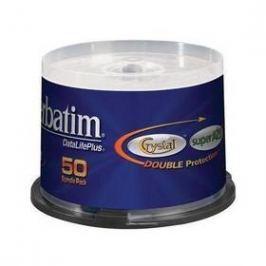Verbatim CD-R 700MB/80min, 52x, Crystal, 50cake (43343)
