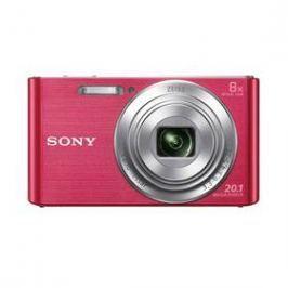Sony Cyber-shot DSC-W830P růžový