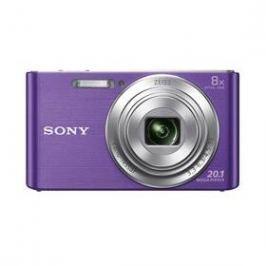 Sony Cyber-shot DSC-W830V fialový