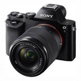 Sony Alpha A7 + objektiv FE 28-70mm OSS