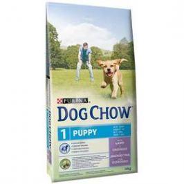 Purina Dog Chow Puppy jehněčí a rýže 14 kg