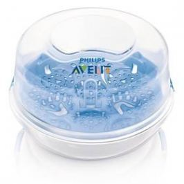 Philips AVENT do mikrovlnné trouby bílý/modrý