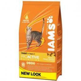 Iams Cat rich in Chicken 10 kg Granule pro kočky
