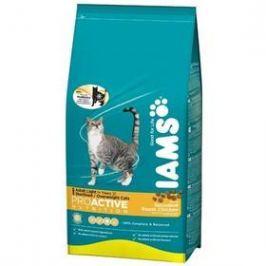 Iams Cat Light rich in Chicken 10 kg Granule pro kočky