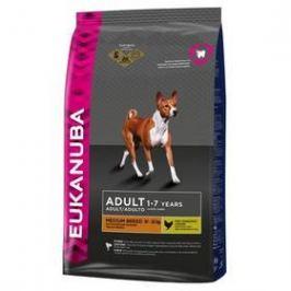 Eukanuba Adult Medium Breed 3 kg