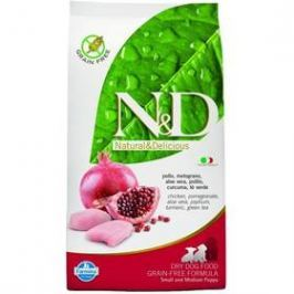 N&D Grain Free DOG Adult Maxi Chicken&Pomegranate 12 kg