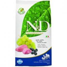 N&D Grain Free DOG Adult Maxi Lamb & Blueberry 12 kg