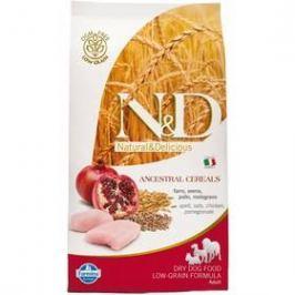 N&D Low Grain DOG Light M/L Chicken&Pomegranate 12 kg