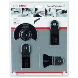 Bosch 4dílná pro oscilační brusky šedé