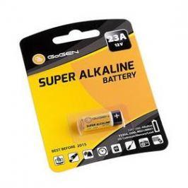 GoGEN SUPER ALKALINE 23A, blistr 1ks (GOG23AALKALINE1) černá/oranžová