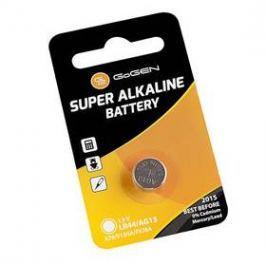 GoGEN SUPER ALKALINE LR44, blistr 1ks (GOGLR44ALKALINE1) černá/oranžová