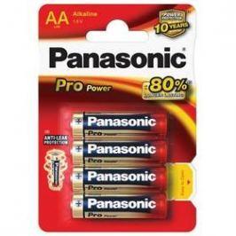 Panasonic AA, LR6, Pro Power, blistr 4ks