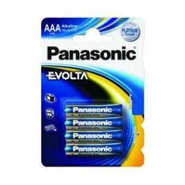 Panasonic AAA, LR03, Evolta, blistr 4ks