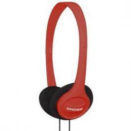Koss Featherweight KPH/7 (KPH/5) (doživotní záruka) červená