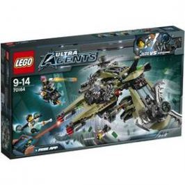 LEGO® ULTRA AGENTS® 70164 Úder hurikánu